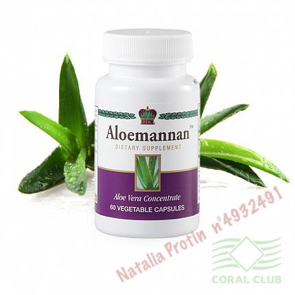 «Алоэманнан - Aloemannan»