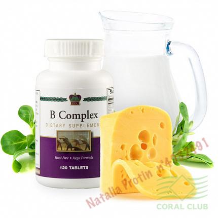 «Комплекс витаминов группы В - B complex»