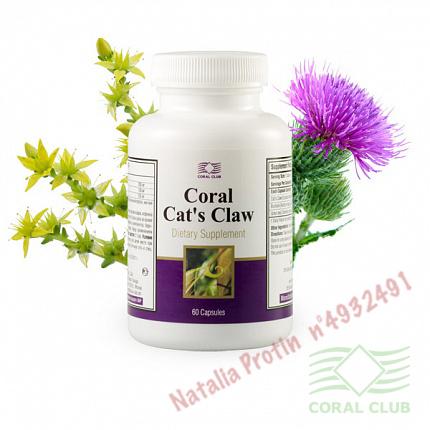 «Корал Кошачий коготь - Coral Cat's Claw»
