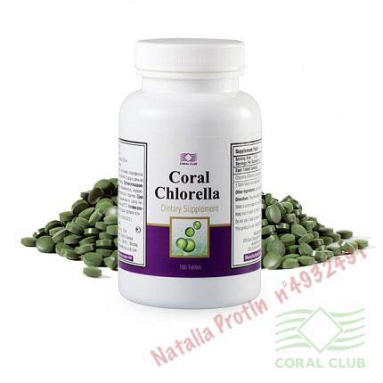 «Корал Хлорелла - Coral Chlorella»