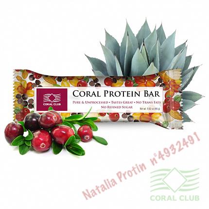 «Корал Протеин Бар - Coral Protein Bar»