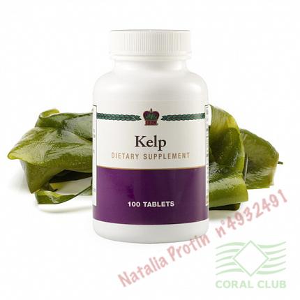 «Бурая водоросль - Kelp»