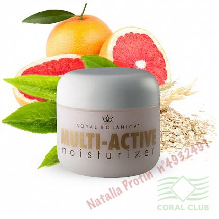 «Крем мультиактивный увлажняющий - Multi-active moisturizer»