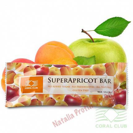 «СуперАприкот Бар - SuperApricot Bar»