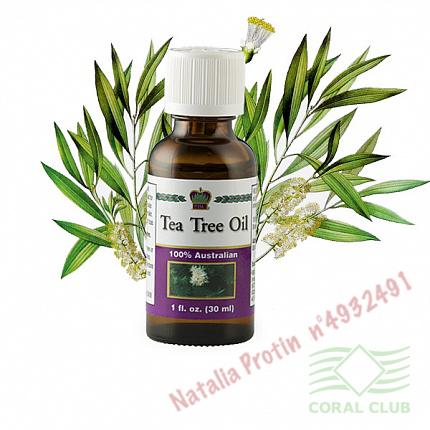 «Масло чайного дерева косметическое - Tea Tree Oil»