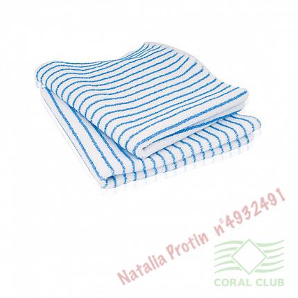 «Накладка-скраббер для мытья плитки - Tile cleaning microfiber mop»