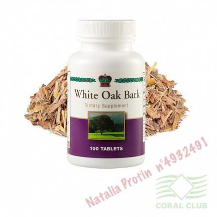 «Кора белого дуба - White Oak Bark»