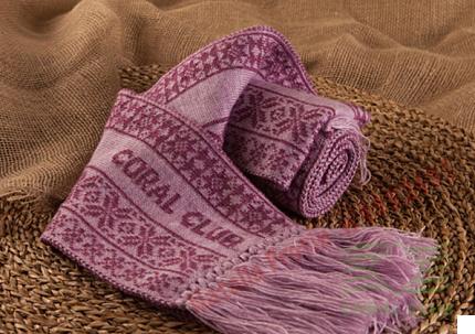 «Шарф альпака - alpaca scarf»