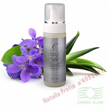 «C7 Пенка для глубокого очищения кожи - C7 Deep Cleansing Foam»