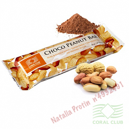 «Шоко с арахисом - Choko Peanut Bar (91683)»